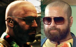 À quand Max Payne dans Very Bad Trip ?