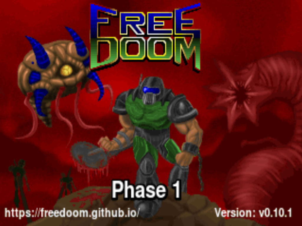 Freedoom Phase 1