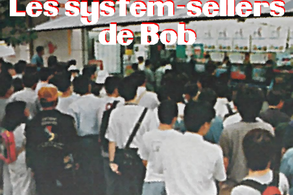 Les system sellers de Bob